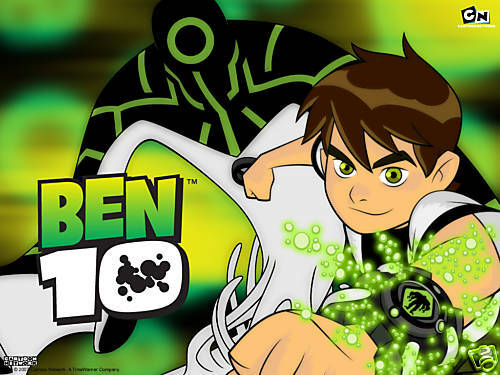 BEN 10 EDIBLE ICING CAKE IMAGE TOPPER DECORATION/PARTY