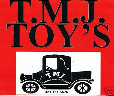 TMJ Toy Zone and Collectibles Store