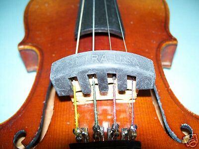 Old violin Shop 3/4&1/2 Violin ultra mute, rare price VWWS USA
