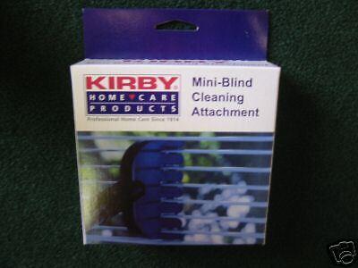 KIRBY VACUUM CLEANER MINI BLIND ATTACHMENT G3 G4 G5 G6 G7 Ultimate G G7D SENTRIA