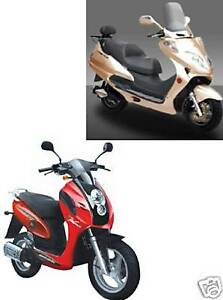 Scooter Repair Service Manual 150cc GY6 Chinese & Other